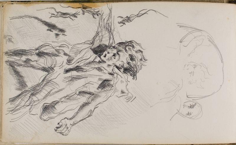 Le jeune homme aux rats, 1875–78 (3006-29b)