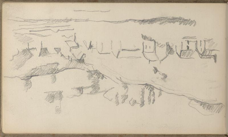 Vue du Valhermeil, c.1880 (3009-43b)