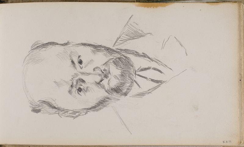 Autoportrait, 1875–76 (3006-22a)