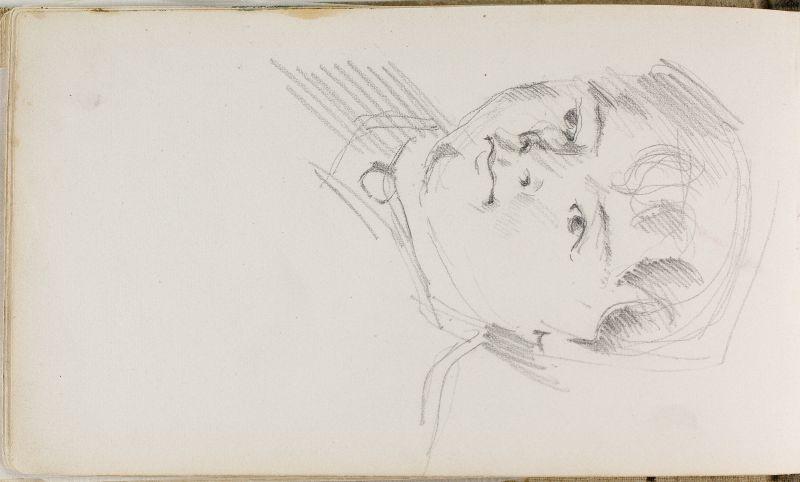 Portrait du fils de l'artiste, c.1878 (3006-41b)