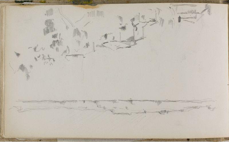 Paysage de l'Estaque, 1879–80 (3006-15b)