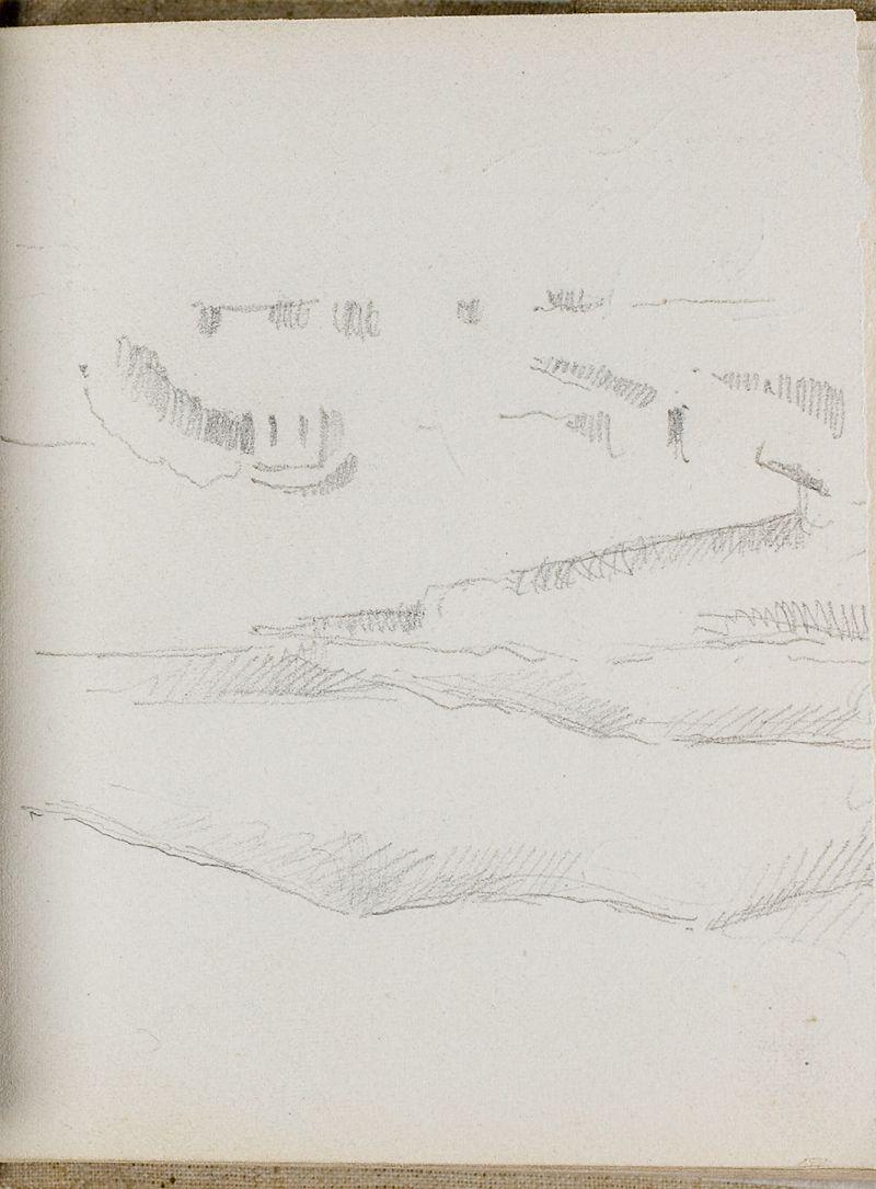 Paysage de mer et de montagne, 1877–80 (3006-12a (left))