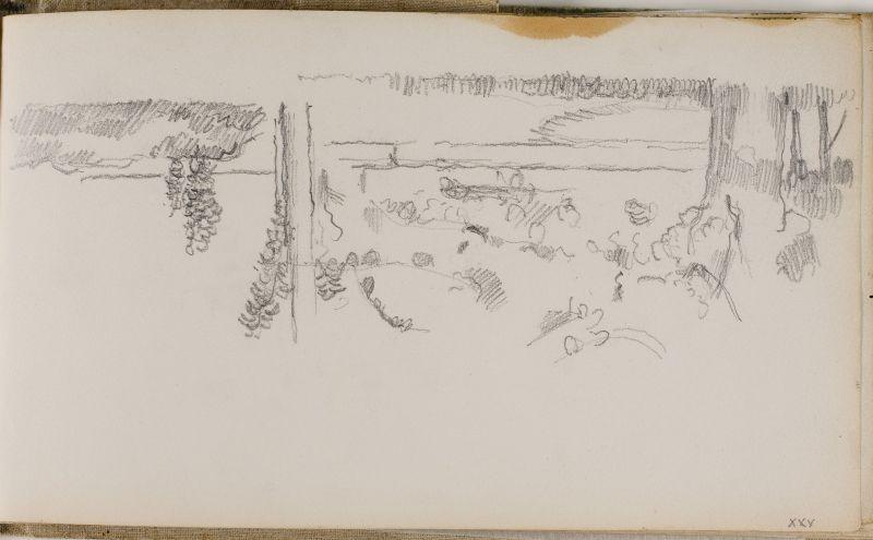 Arbres, c.1885 (3006-25a)