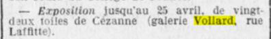 <i>Le Mot d'ordre</i>, March 22, 1902, p. 1